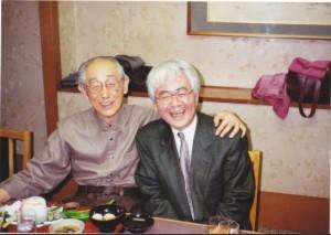 柴田先生と船山