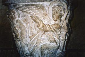 復活を告げる天使(モザ)